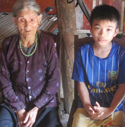 Cụ Dậu và cháu Khánh sẽ có nhiều khó khăn trong cuộc sống phía trước