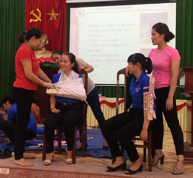 Hướng dẫn thực hành kỹ thuật sơ cứu gãy xương